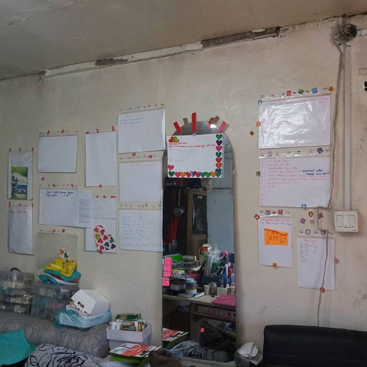 A business plan of a young Mongolian woman who lives in Ulaanbaatar's ger districts