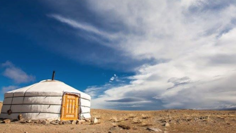 Gobi Gua Undur Mongolia