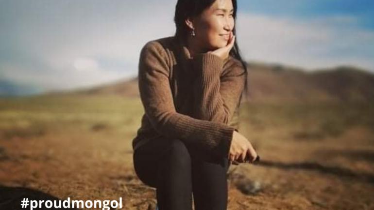 Image of female EL Mongolia trip assistant